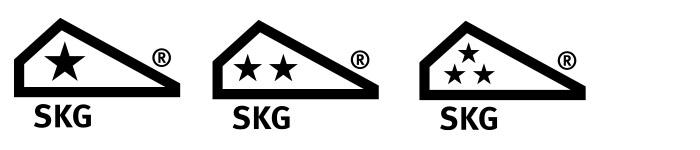 Stackdoor beveiligingshek WK2 WK3 gecertificeerd SKG EN1627 RC2 RC3